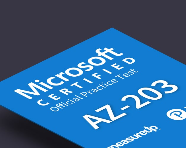 Practice Test AZ-203: Developing Solutions for Microsoft Azure